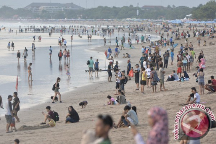 Indonesia posts 7.5 million visits by foreign tourists in six months