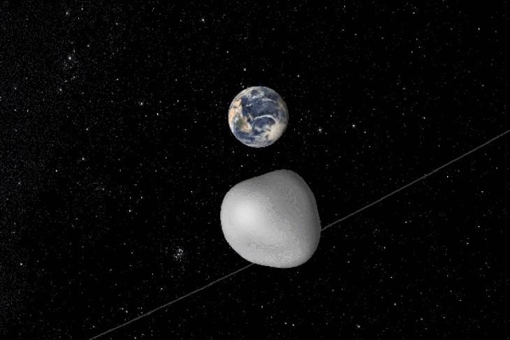 Asteroid Apollo akan melintas dekat Bumi pada 8 Mei 2020
