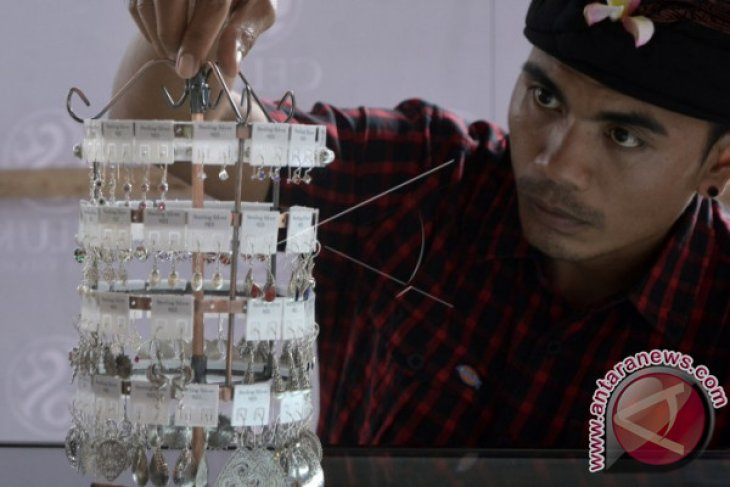 Ekspor kerajinan perak Bali naik 16,97 persen