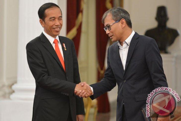 Wawancara Khusus Presiden