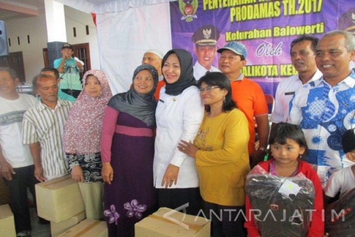 Wakil Wali Kota Kediri Ingin Bansos Merata