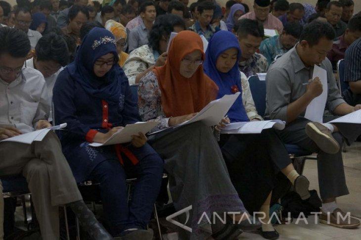 12 Calon Anggota PPK Madiun Absen Tes Tulis