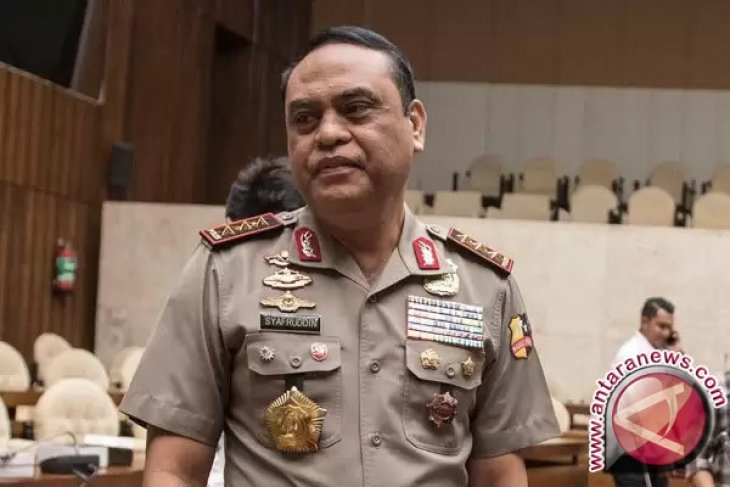 200 ribu polisi amankan Asian Games