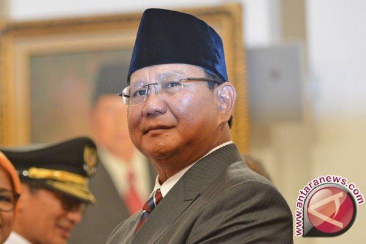 Partai Gerindra godok 15 nama untuk cawapres Prabowo