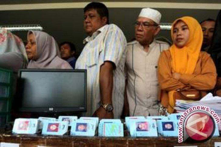 Banjarmasin Mendapat 6.000 Tambahan Blanko KTP-e