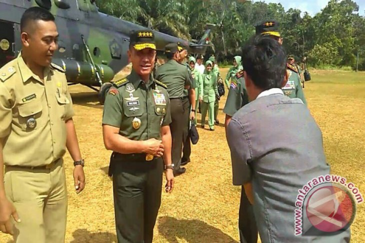 KASAD Tutup TMMD di Bengkulu
