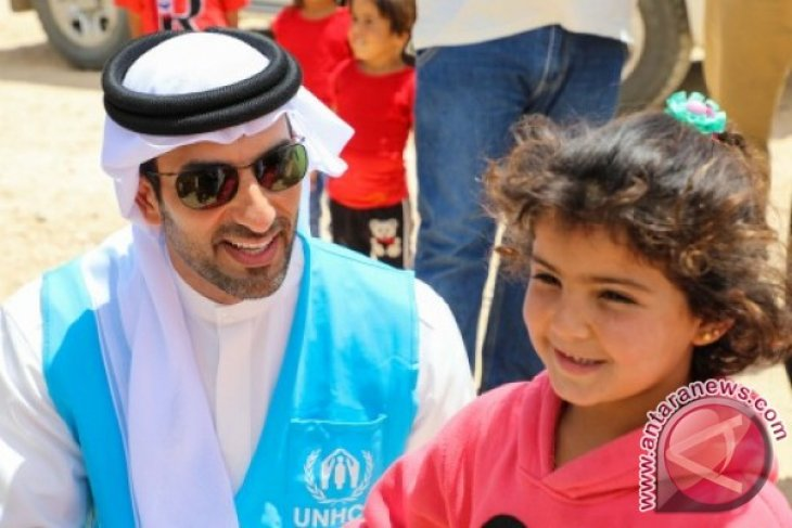 A new humanitarian envoy to support refugees worldwide