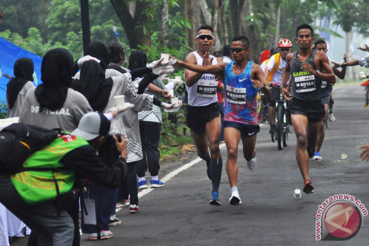 3,000 athletes join Bogor running race