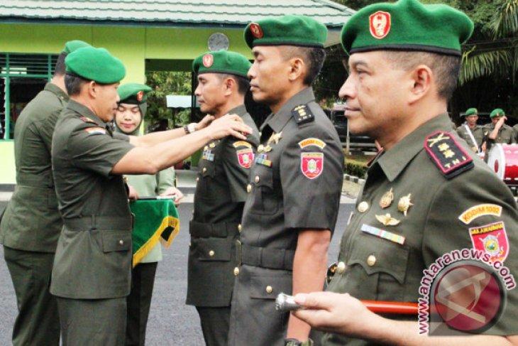 Erwin Hadi Santoso Jabat Dandim Marabahan