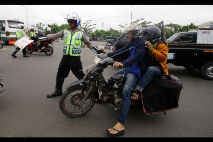 Operasi keselamatan 2018 di Kota Singkawang di mulai