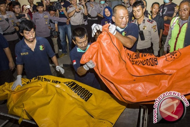 DVI Polri Identifikasi 39 Korban Kebakaran Gudang Kembang Api
