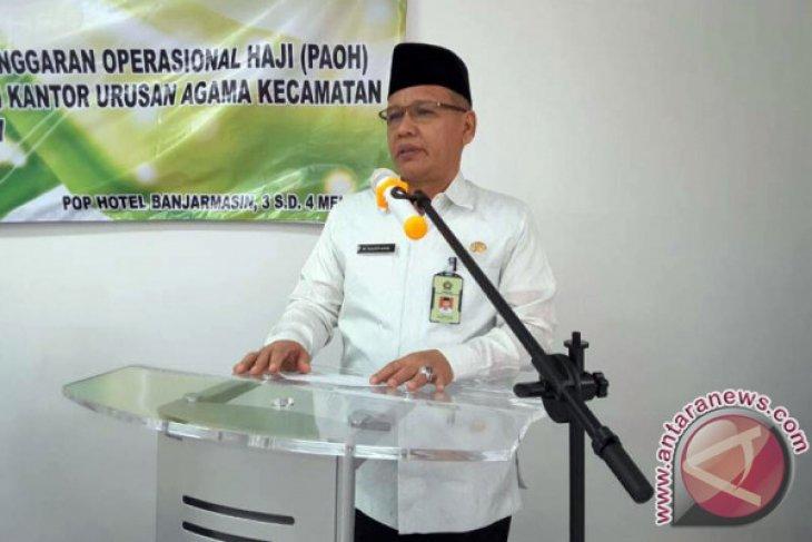 Kemenag : Proses Pembatalan Haji Ditutup Sementara