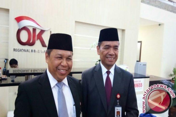 OJK Mencatat Realisasi KUR Bali Rp2,4 Triliun
