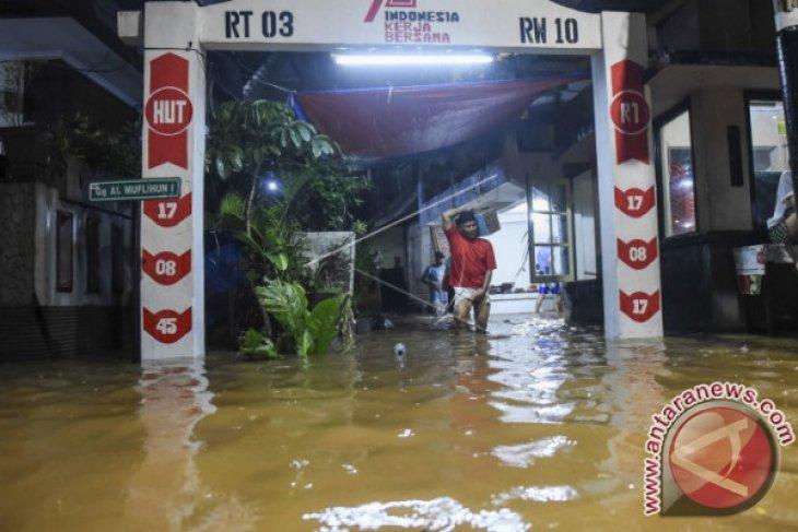 Warga Kampung Pulo tak lagi khawatir banjir