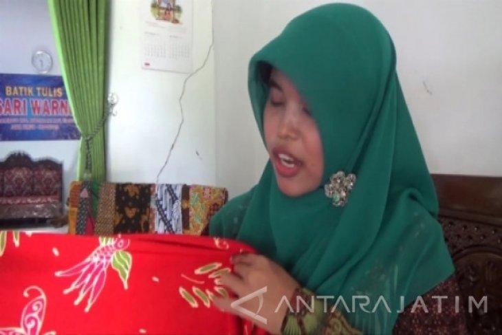 Perajin Batik Madiun Kembangkkan Motif Tanaman Porang