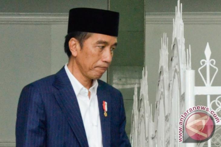 Widodo condemns mosque attack in Egypt