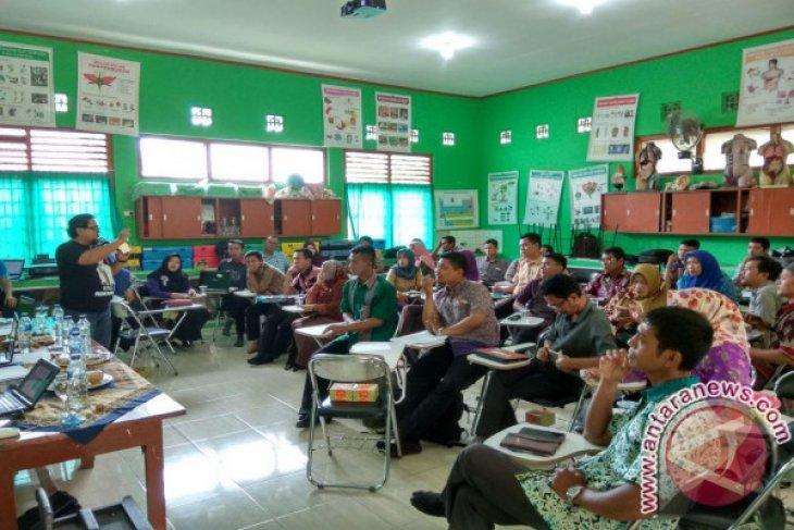 Disdikbud Pendidikan Bangka Selatan Gelar Pelatihan Jurnalistik