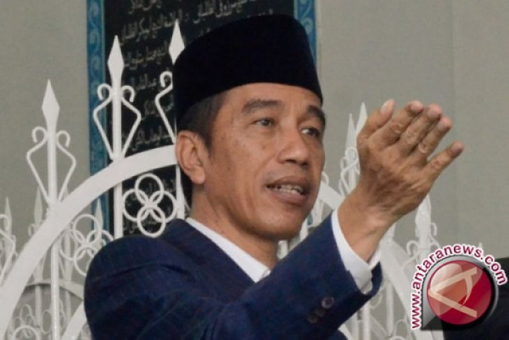 Presiden Jokowi Tiba di Istanbul Turki