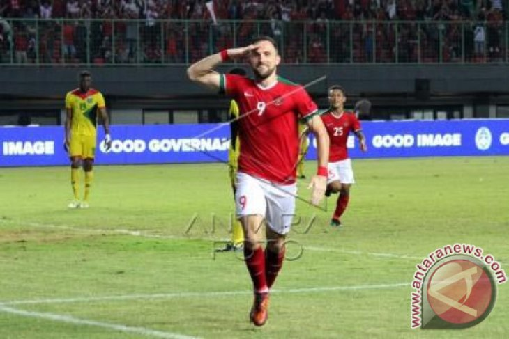 Timnas Indonesia Taklukkan Guyana 2-1