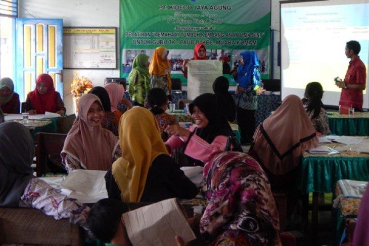 Kideco Gelar Pelatihan Anak dan Parenting Bagi Guru TK-PAUD