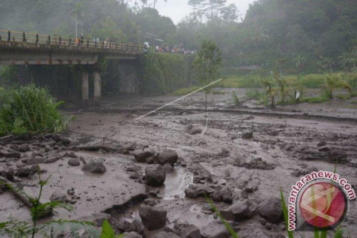 Air PDAM Klungkung Terhambat Diterjang Lahar Hujan