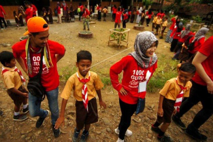 Gubernur Banten Janji Perjuangkan Kesejahteraan Guru Honorer