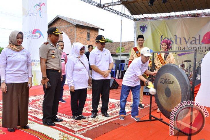 Festival Tapa Melenggang Diusulkan Jadi Agenda Nasional