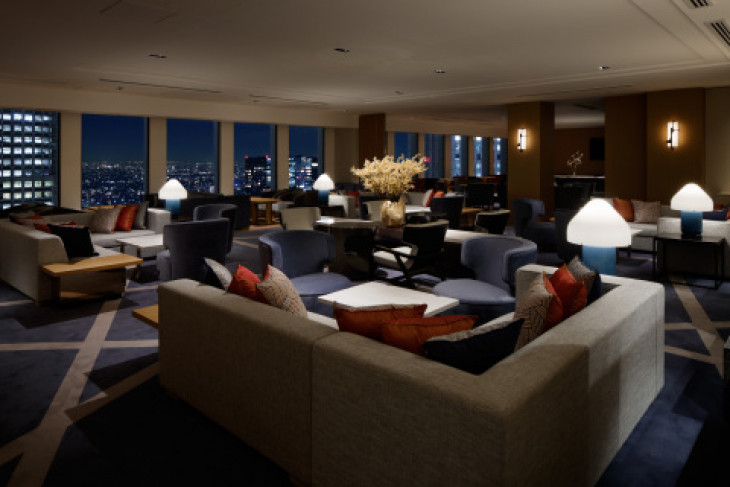 """Keio Plaza Hotel Tokyo hosts """"Sky Jazz Night"""" events in the """"Premier Grand"""" Club Lounge"""