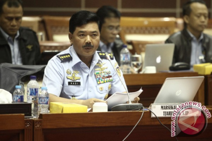 Commander candidate explains five threats to Indonesia