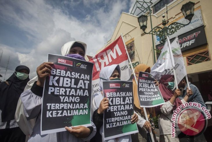 Indonesia denounces relocation of US embassy to Jerusalem