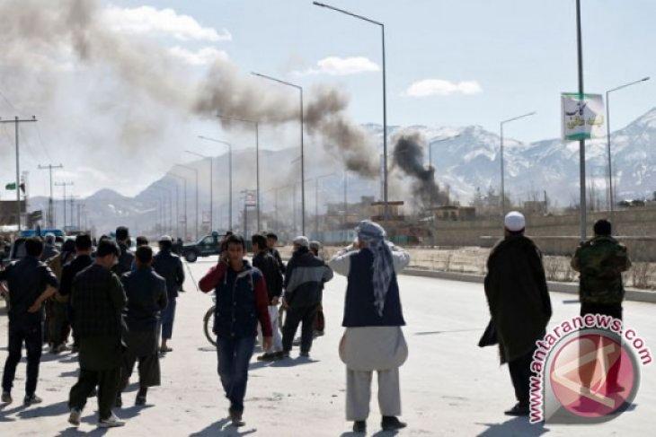 Tujuh penjaga perbatasan Afghanistan tewas di Kandahar