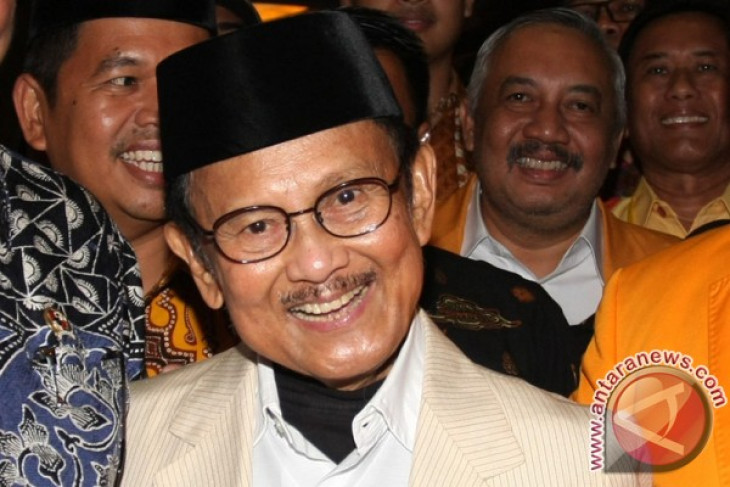 BJ Habibie undergoes mitraclip installation
