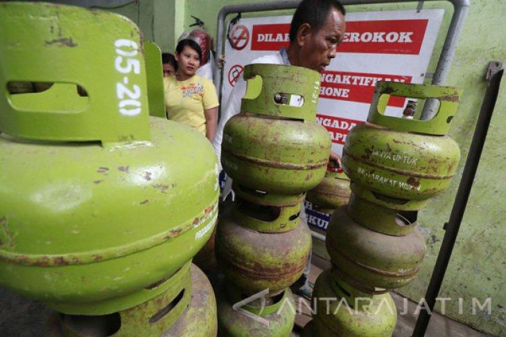 Pertamina: Tahun Baru, konsumsi elpiji Jatim-Bali meningkat 5 persen