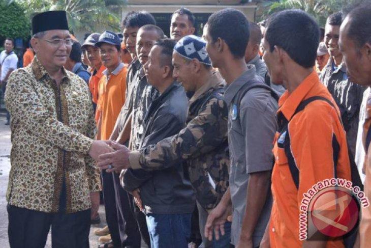 192 Karyawan Dispera KPLH HSS Ikuti Outbond Batakan