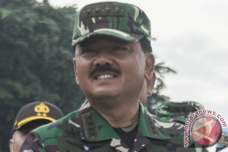 Commander urges personnel of military, police to maintain solidity