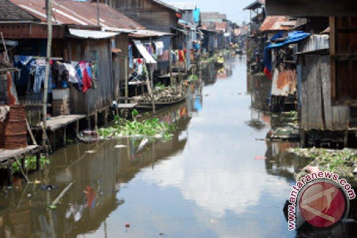 DLH Banjarmasin: Air Sungai Pekapuran Jangan Dikonsumsi