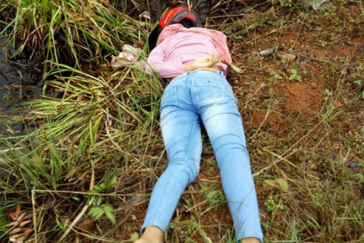 Mayat perempuan yang ditemukan itu bernama Anis