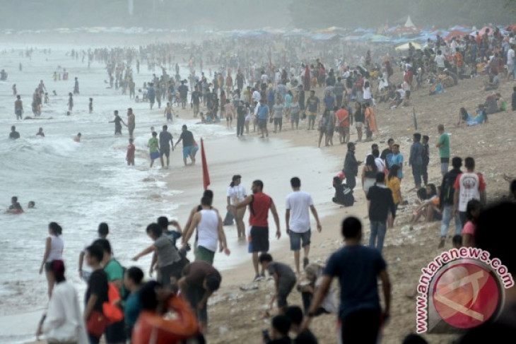 Bali`s target for tourist arrivals set 1 million higher in 2018