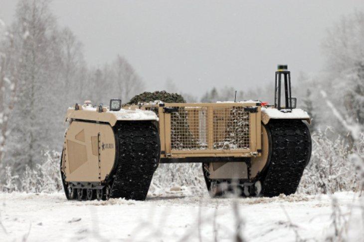 Milrem Robotics brings autonomous warfare capabilities to the battlefield