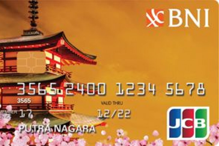 BNI launches new credit card product with JCB