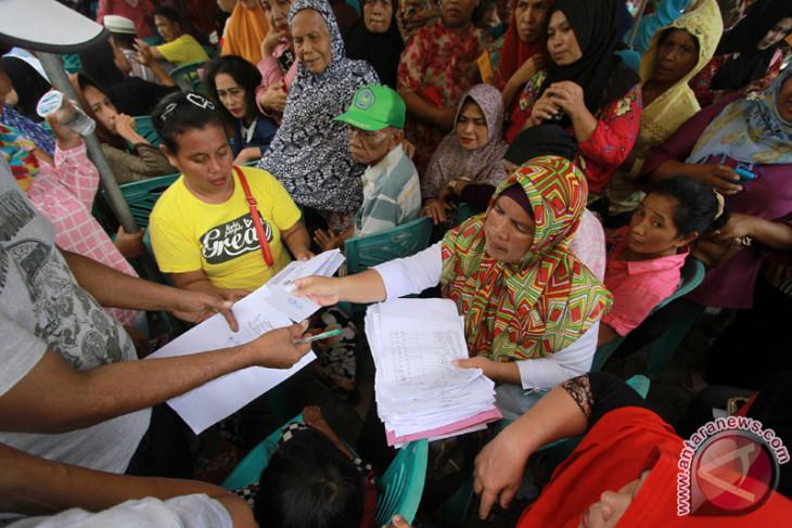 Gubernur Gorontalo salurkan dana Baznas di Kabupaten Boalemo