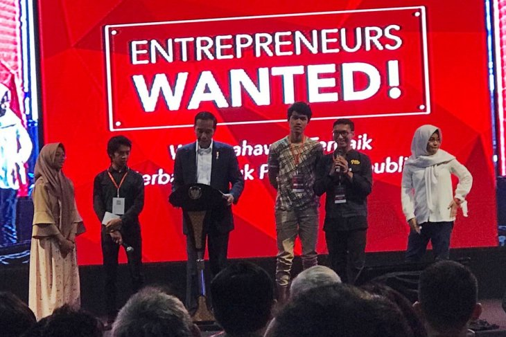 President Jokowi keen to invest in five start-ups