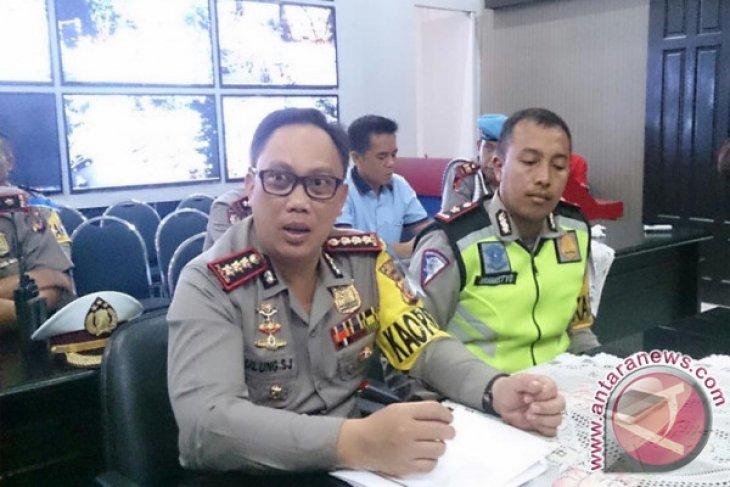 Polresta Bogor Hapus Budaya Remaja Nongkrong Malam (Video)
