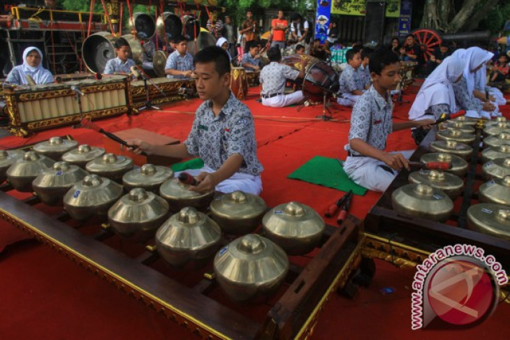 International gamelan festival held in Solo