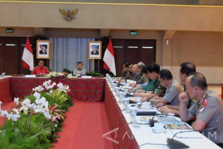Jokowi: Sungai Citarum Bukan Tempat Buang Limbah Raksasa