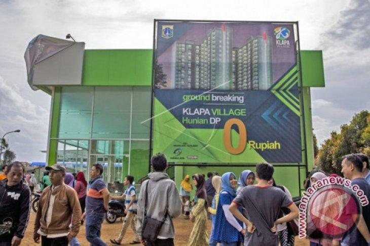 Jokowi janjikan perumahan untuk milenial