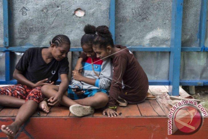 Desa terpelosok di Malut dipasangi Internet
