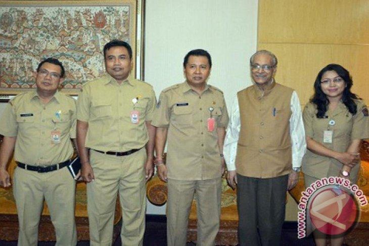 Pusat Kebudayaan India ajak Pemkot Denpasar bersinergi