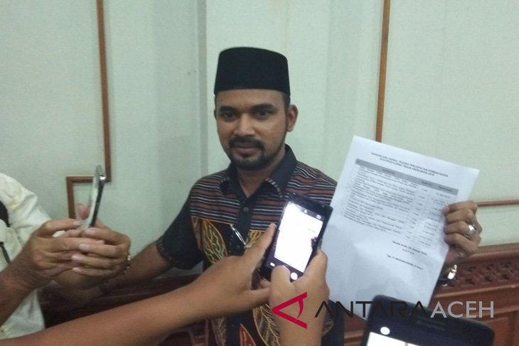 Parlementaria - KBRI diminta pulangkan lima nelayan Aceh yang telah bebas di Malaysia