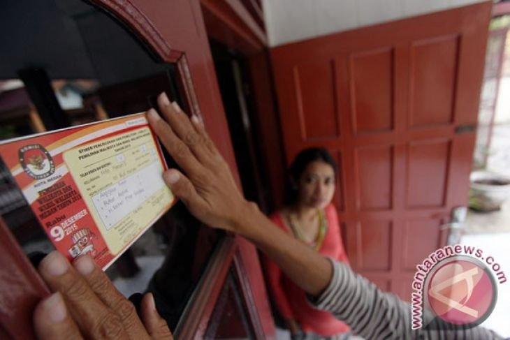 Coklit 40 persen lebih warga Balikpapan terdaftar DPT